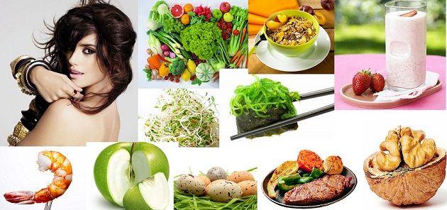 Продукти правильного харчування