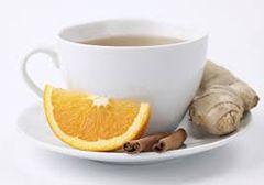 Імбирний чай від застуди