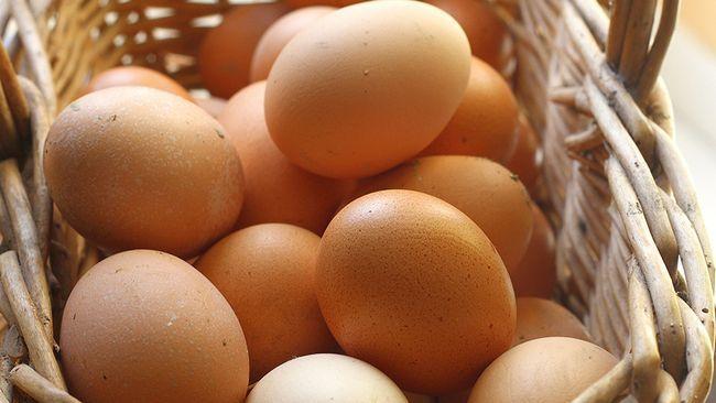 Яйця при грудному вигодовуванні