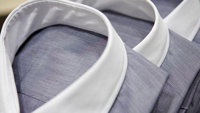 Як відіпрати комір сорочки: поради господаркам
