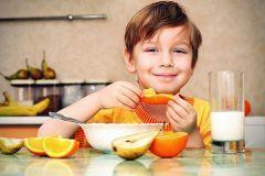 Як підвищити імунітет у дитини?