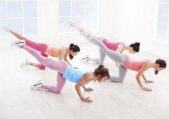 Комплекс вправ для схуднення для жінок