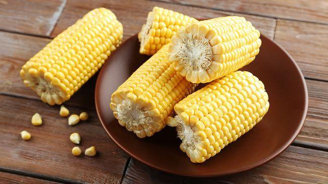 Кукурудза при грудному вигодовуванні