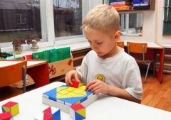 Розвиток здібностей дошкільнят