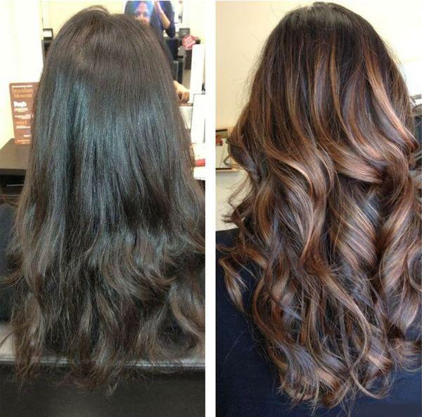 Способи і засоби тонування волосся
