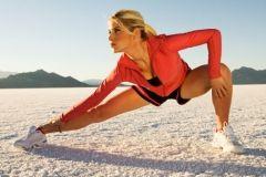 Вправи для м`язів ніг