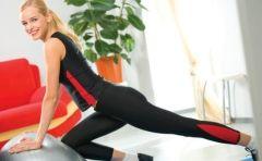 Вправи для ніг і стегон