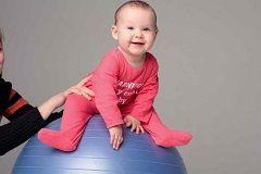 Вправи для новонароджених