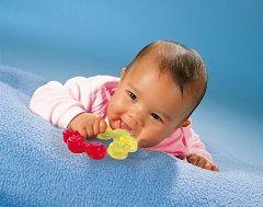Зуби у дитини в 8 місяців